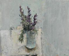 Ffiona Lewis(British, b.1964) Stringy Lupin - Thinned 2010