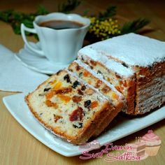 Baking Recipes, Cookie Recipes, Dessert Recipes, Serbian Recipes, Italian Recipes, Kolaci I Torte, Homemade Cakes, Sweet Bread, No Bake Cake
