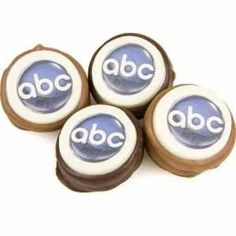 from Gift Insider: These are a perfect bridal shower favor, wedding favor or corporate gift idea.You can get them monogrammed or even put your company logo on the cookies for some fabulous PR. I use this a lot as a Gift Insider thank you present! I gave these ABC logo oreo cookies to the crew when I did the ABC tv segment. They loved them! They also have brownies, fortune cookies. Tons of ideas. Handmade world class chocolate vendors. $60 for pack of customized 24 cookies. Decadent.