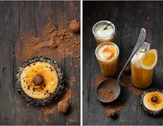 Raw Pastry & Refreshing Smoothie