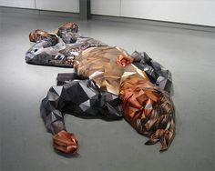 Susy Oliveira's photo sculptures