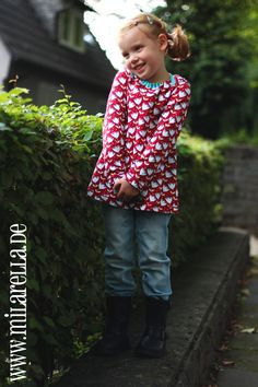 Lillestoff Woman: Lightflowers Florella - Milarella