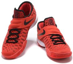 f0c6e5c815c6d Nike Kyrie Mens Basketball shoes Red black