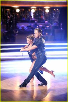 Shawn+Johnson+Dancing+Argentine+Tango | shawn johnson derek hough bad dwts 12