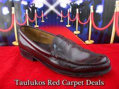Womens shoes SEBAGO Classic Burgundy Handsewn Moc Toe Penny Loafers 10 N NARROW #Sebago #LoafersMoccasins