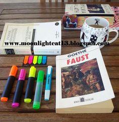 moonlightcat13: Okuma Halleri, Fotoğraflarla - Faust / Goethe