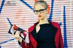 Detalles que seducen! Four Square, Eyes, Glasses, Fashion, Good Vibes, Noblesse, Eyewear, Moda, Eyeglasses