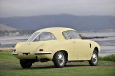 1954 Fiat Stanguellini Bertone Berlinetta