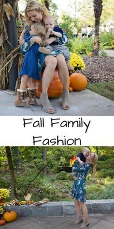 The best of fall fashion for the whole family // booties, UGGs, BB Dakota // mom and baby style // kid style #ZapposStyle #sponsored @Zappos casualclaire.com casualclaire.com