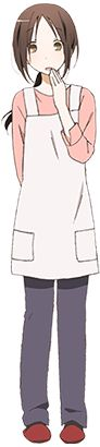 Fujimiya Shiho (Isshuukan Friends)