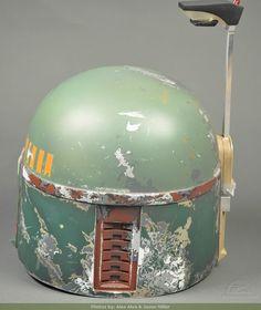 Boba Fett Helmet, Star Wars Boba Fett, Star Wars Helmet, Mandalorian Cosplay, The Trooper, Star Wars Models, Geek Stuff, Alter Ego, Rogues