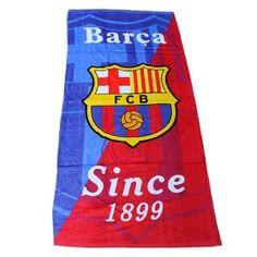 Large Towel for Barcelona (Super Size)
