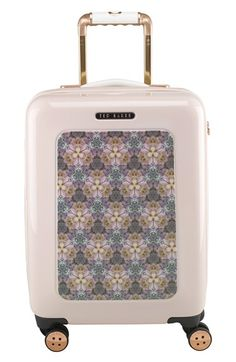 Ted Baker London 'Small Geo Kaleidoscope' Suitcase (21 Inch) available at #Nordstrom