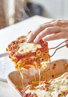 Move over lasagna. It's ziti time!