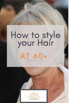 Short Spiky Hairstyles, Short Layered Haircuts, Bob Hairstyles For Fine Hair, Haircuts For Fine Hair, Easy Mom Hairstyles, Mature Women Hairstyles, Bobs For Thin Hair, Short Thin Hair, Short Grey Hair