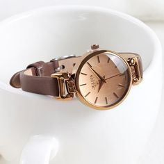 New Lady Women's Watch Japan Quartz Fine Fashion Hours Dress Bracelet Retro Cute Simple Leather Girl Birthday Gift Julius Box From Touchy Style Outfit Accessories. Cheap Watches, Cool Watches, Watches For Men, Women's Watches, Watches Online, Luxury Watches, Teenager Fashion Trends, Watches Photography, Silver Pocket Watch