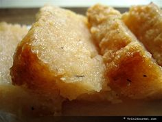 Casava Pone  http://www.wellsphere.com/healthy-eating-article/cassava-pone-recipe/468142