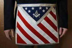American Patriot Themed MM Apron