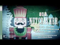 The Nutcracker Trailer 5 December - 12 January 2014