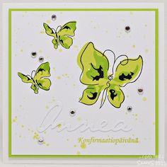 perhosilla konfirmaatiopäivään...