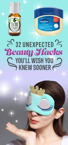 32 Unexpected Beauty Hacks You'll Wish You Knew About Sooner
