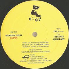 Morgan Geist - Super (Vinyl) at Discogs