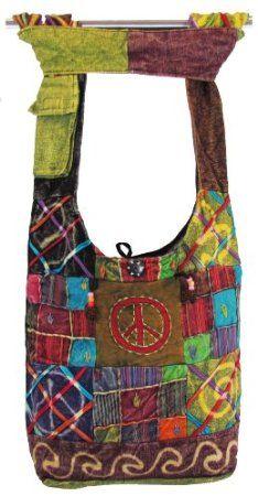 Hippie Cross Shoulder Bags 18