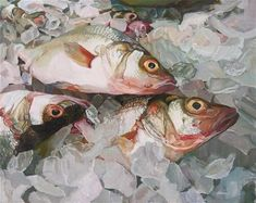 Oil and Watercolor Paintings by Artist Elaine Hahn - Fine Art Blogger