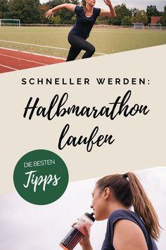 Einen Halbmarathon laufen ist kein Zuckerschlecken. Aber mit diesen effizienten Tipps verbessert ihr euch im Nu. Mehr dazu im Blog! Play Hard, Work Hard, Fitness, Blog, Running Half Marathons, Tips, Working Hard, Keep Fit, Rogue Fitness