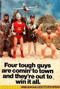 The Forgotten Heroes – GI Joe Adventure Team Bulletman! 70s Toys, Retro Toys, Vintage Toys, Gi Joe, Childhood Toys, Childhood Memories, Super Adventure, Toy Catalogs, Old School Toys