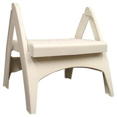 Found it at Wayfair - Quik-Fold Step Stool in White
