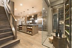 2012 Stampede Dream Home traditional kitchen
