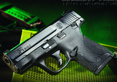inside the COMBAT HANDGUNS Sep 2012 issue: SMITH & WESSON M SHIELD...ch_sw_shield-2344
