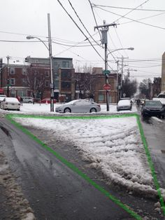 What Snow Tells Us About Creating Better Public Spaces on E. Passyunk Avenue