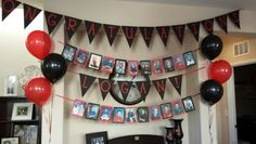 Graduation picture banners
