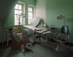 mental hospital by Christopher Payne
