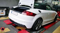 Przedstawiamy kolejną, zaległą realizację. Tym razem zgłosił się do nas Klient z chęcią poprawy brzmienia Audi TT Roadster. Niestety niewielki silnik nie zapewniał odpowiedniego dla roadstera dźwięku. Rozwiązaniem okazał się więc aktywny wydech firmy Maxhaust 💪  Więcej informacji na naszym blogu: http://gransport.pl/blog/realizacja-audi-tt-roadster-maxhaust/  ✔ Oficjalny Dealer Maxhaust w Polsce GranSport - Luxury Tuning & Concierge http://gransport.pl/index.php/