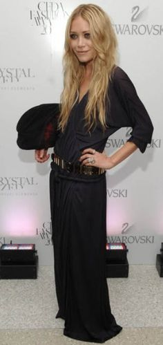 Mary Kate Olsen.     <3 her outfit