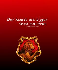 I was sorted into Gryffindor on Pottermore! Go Gryffindor!!