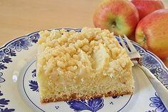 Apfelkuchen mit Streuseln (Rezept mit Bild) von mimamutti | Chefkoch.de