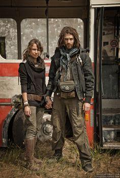 Zombie Survivers by NuclearSnailStudios.deviantart.com on @deviantART
