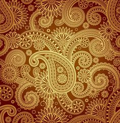 The Paisley Fashion Trend Beautiful, beautiful fabric! Upholstered chairs, ballgown curtains....