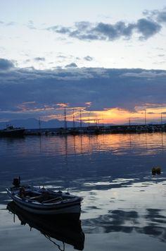 Nightboat to Gythio