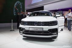 VW Tiguan R-Line now ready to order #volkswagen #vw #Tiguan #SUV