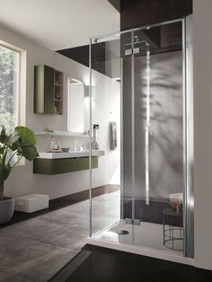 Idro Collection By Scavolini Design And Creativity Meet Perfect Functionality Bathrooms Shower