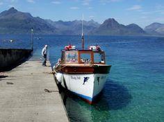 Scotland: Misty Isle Boat Trips, Isle of Skye