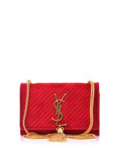 1e32657ca6e2 Saint Laurent tribute YSL red suede bag--dreamy! Ysl Handbags