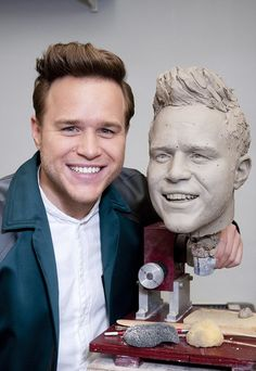 Olly Murs wax figure announced for Madame Tussauds Blackpool. #ollymurs #pr #celebrity