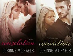 Consolation Duet by Corinne Michaels (Contemporary Romance/Military)