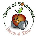 Taste of Somerset Provide bars for all occasions designed for the location. They can provided trained staff, glasses, real Ale, Keg Beer, Lagers, Ciders and Guinness. www.tasteofsomerset.co.uk